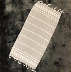 Tyrkneskt peshtemal handklaedi
