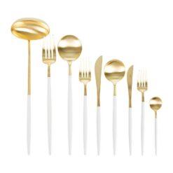 Goa gold, hvitt