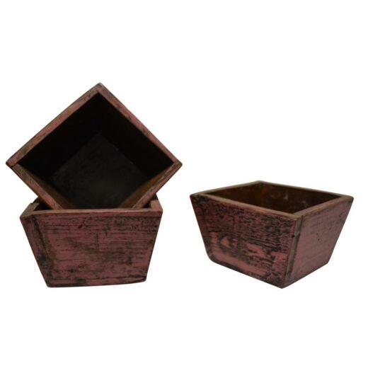 Rice box, litid