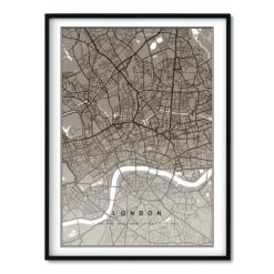 London brunt 50x70