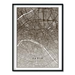 París Brunt 50x70