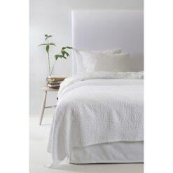 Dani Bedspread White
