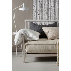 Hannelin Cushion Charcoal